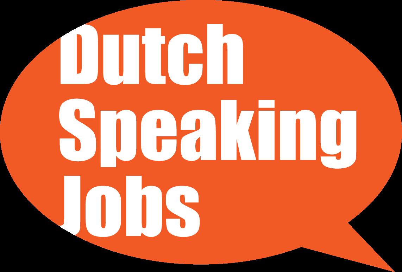 Dutch Speaking Jobs