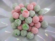 Watermelon & Apple fizzballs