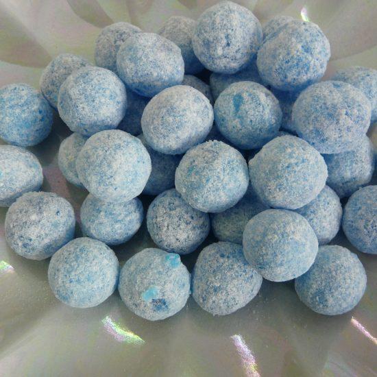 Raspberry Fizzballs