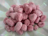 Blackcurrant flavoured chewy balls of loveliness