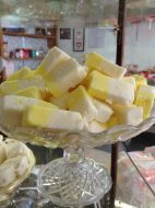 Riley's lemon meringue fudge