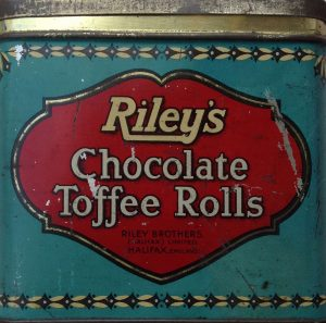 Riley's toffee rolls