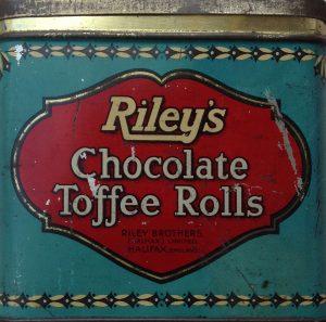 Riley's toffee rolls