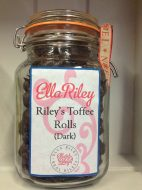 Dark chocolate Kilner Jar