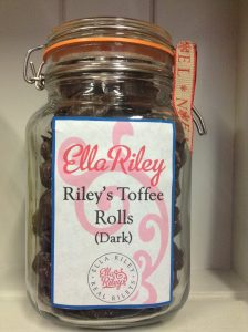 Dark chocolate Kilner Jar