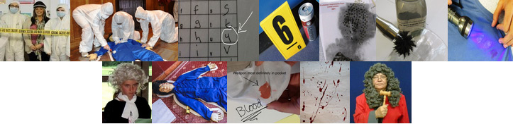 Forensic Science Events